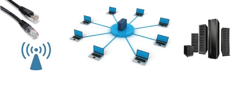 Proiectare, implementare, cablare structurata, solutii wireless, comunicatii date si voce etc