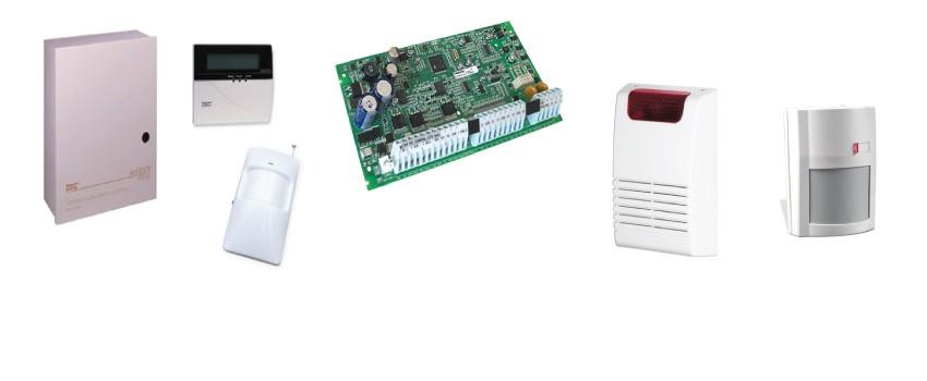 Proiectare si instalare solutii de securitate electronica, pentru sedii rezidentiale si financiar bancare etc