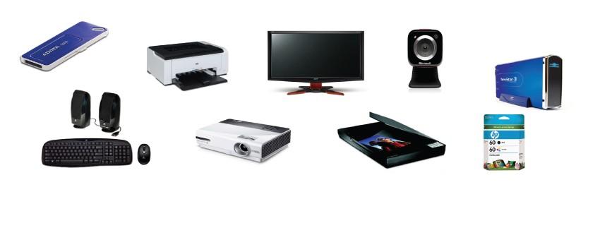 Consultanta si vanzare de echipamente periferice, instalare si configurare, consumabile, etc
